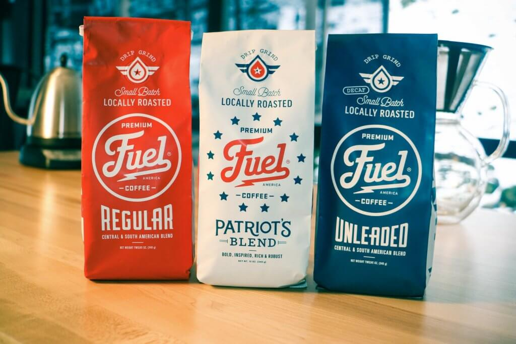 coffee package designs