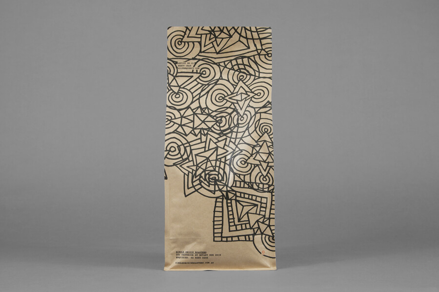 single origin coffee sachets