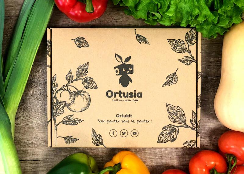 OrtuKit pour créer son propre potager bio chez soi