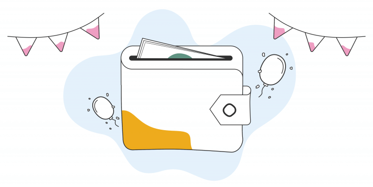 Das Packhelp Wallet – Wir führen ein neues System ein, mit dem Sie bei Ihrer Bestellung Geld sparen können
