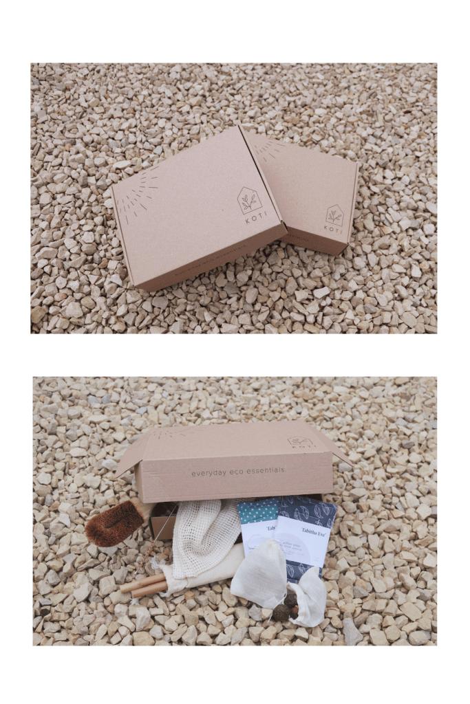 koti eco mailer boxes