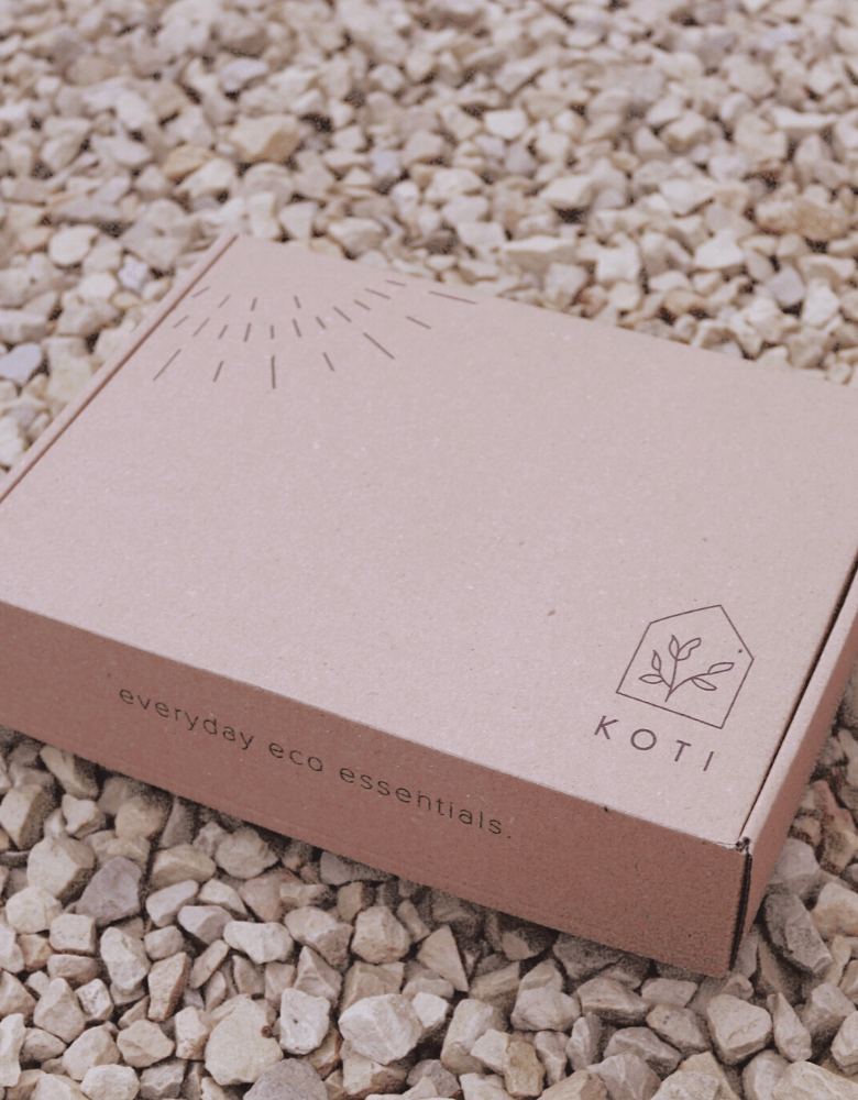 Koti custom packaging