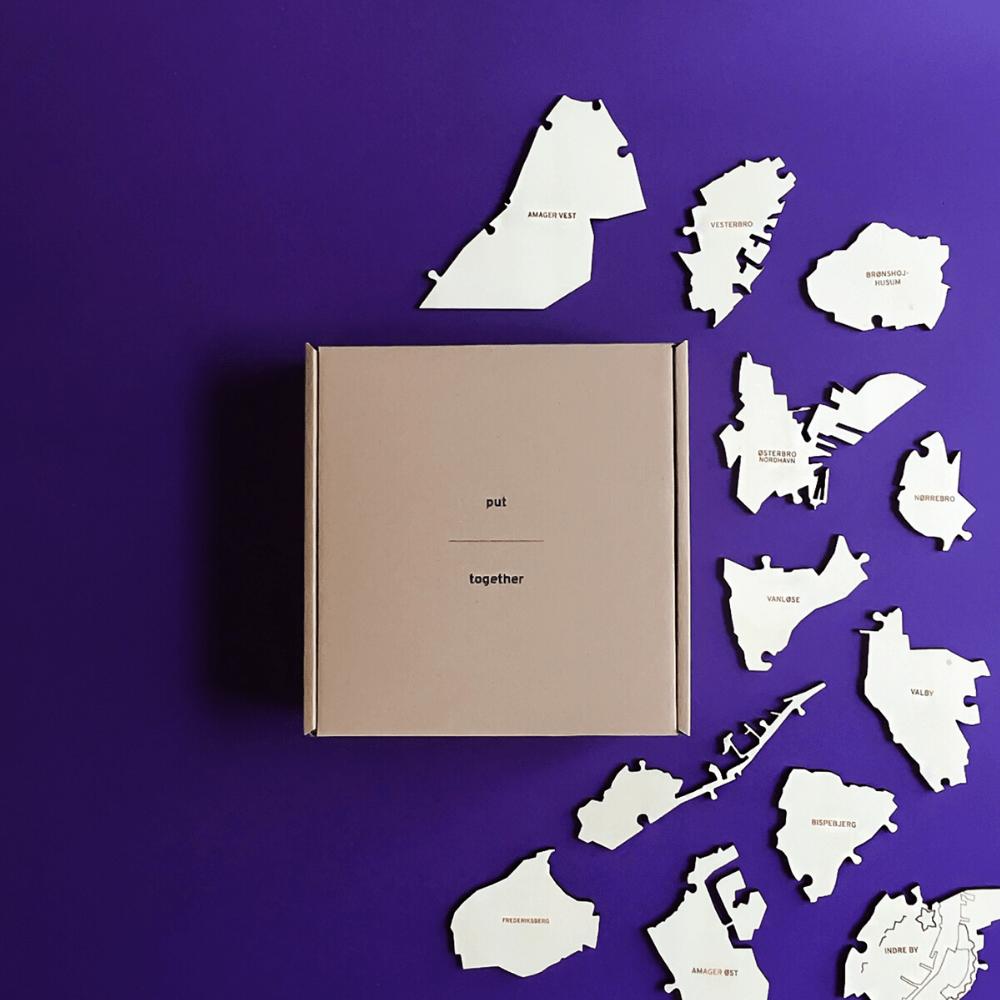 pudełko tekturowe Lokalny - zapakuj.to
