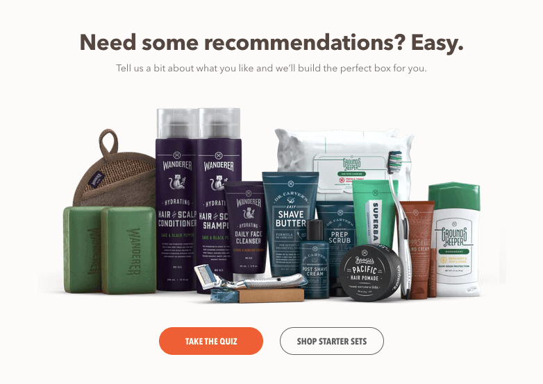 dollar shave club direct to customer