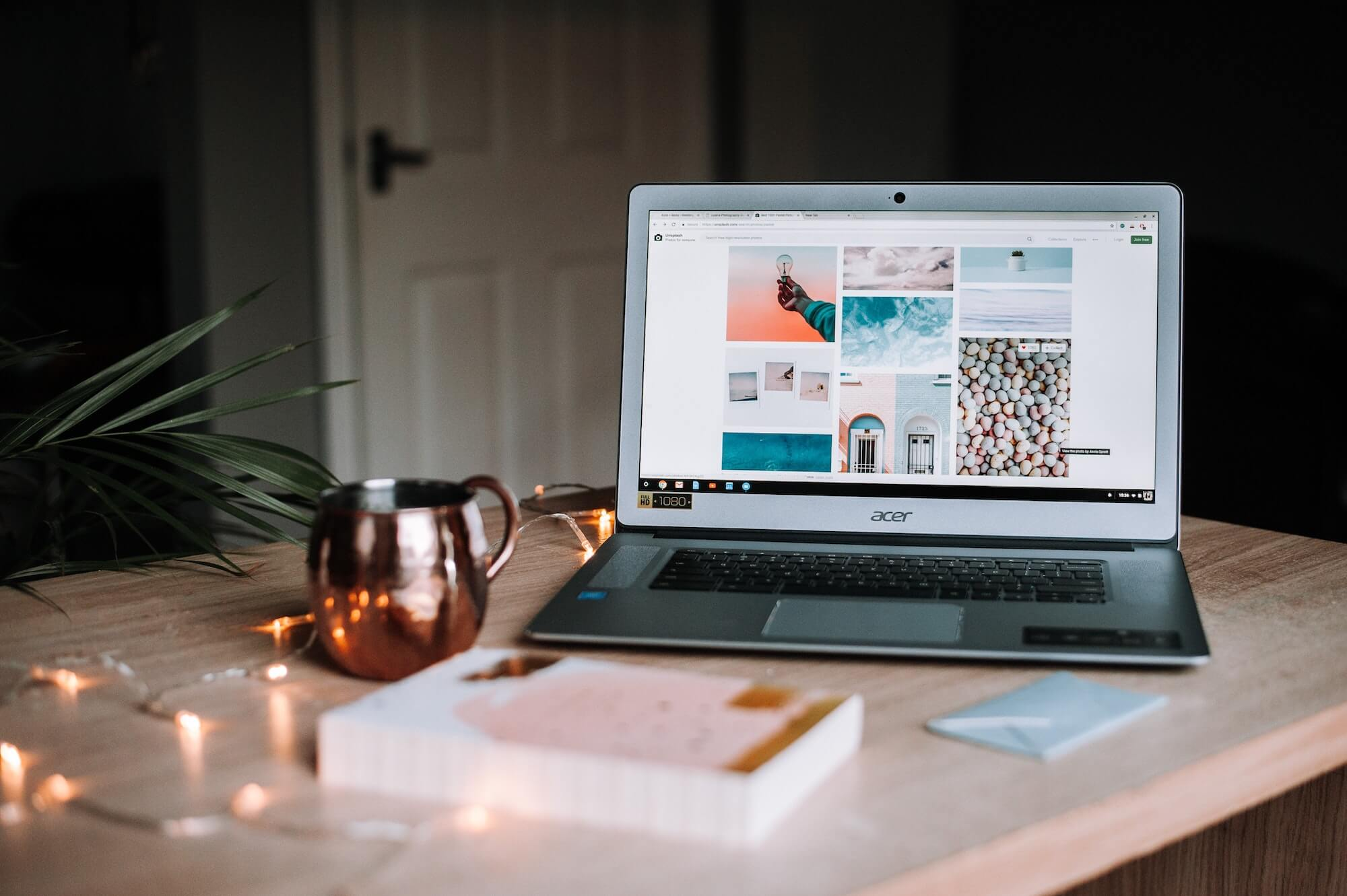 Portfolio en ligne d'un designer