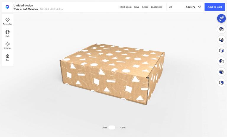 The New Packhelp Online Editor – Custom Patterns, Logos & More!