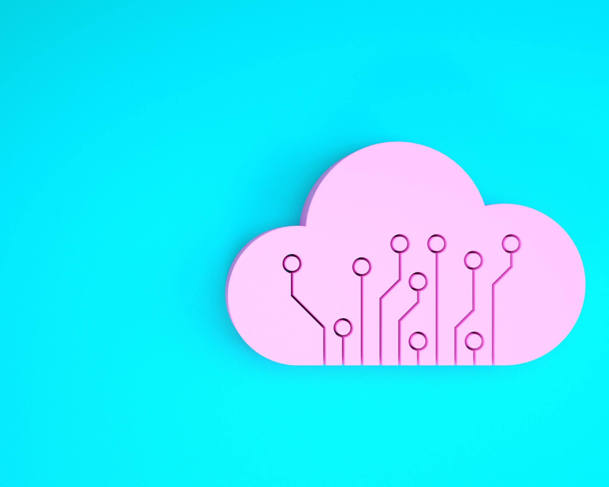 trabajar en la nube nos permite agilizar procesos
