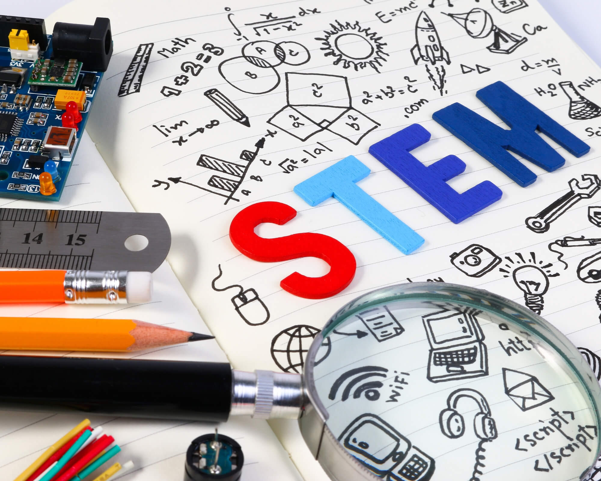 Las empresas necesitan profesionales STEM