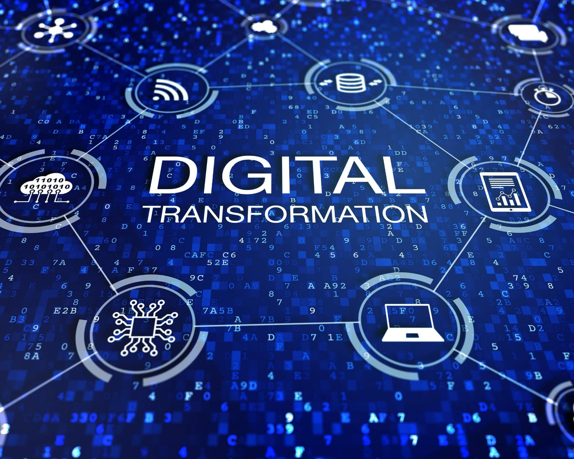la transformación digital va unida a la tecnología