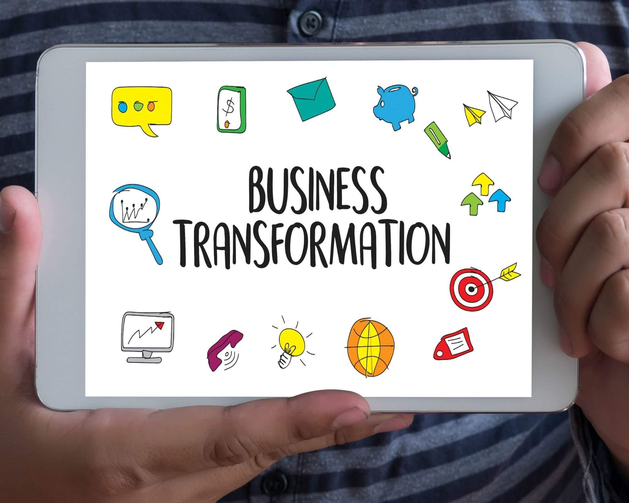 la transformación digital implica una reinvención de tu negocio
