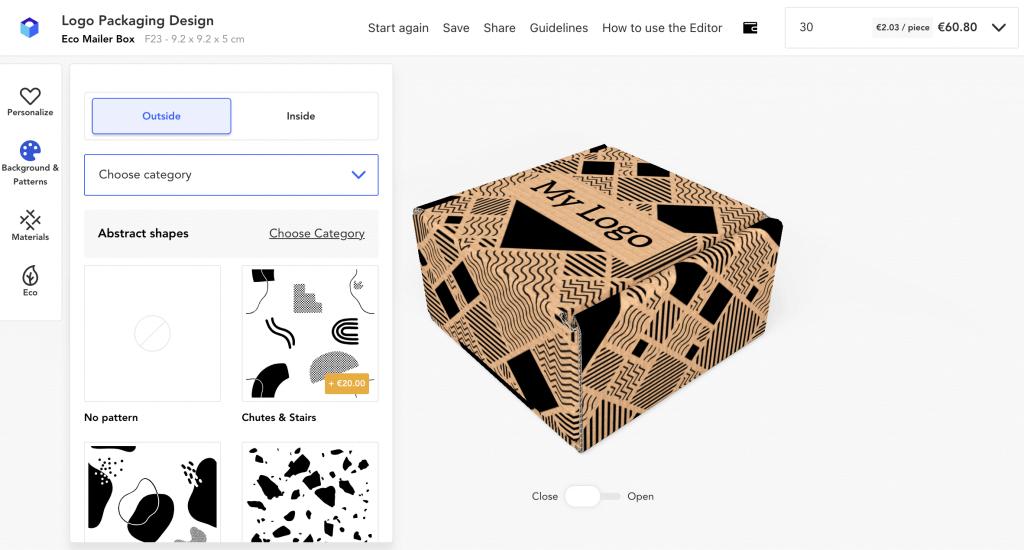 Designing Logo Packaging