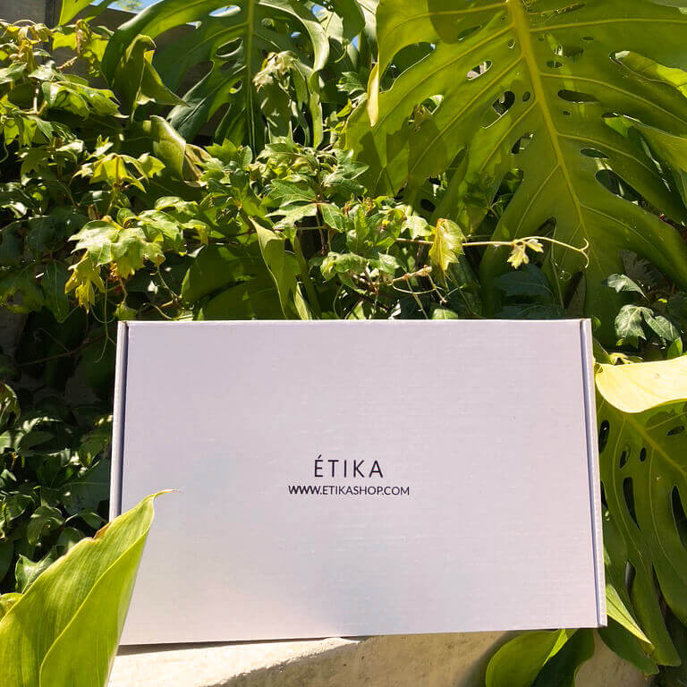 Etika Shop Verpackungen