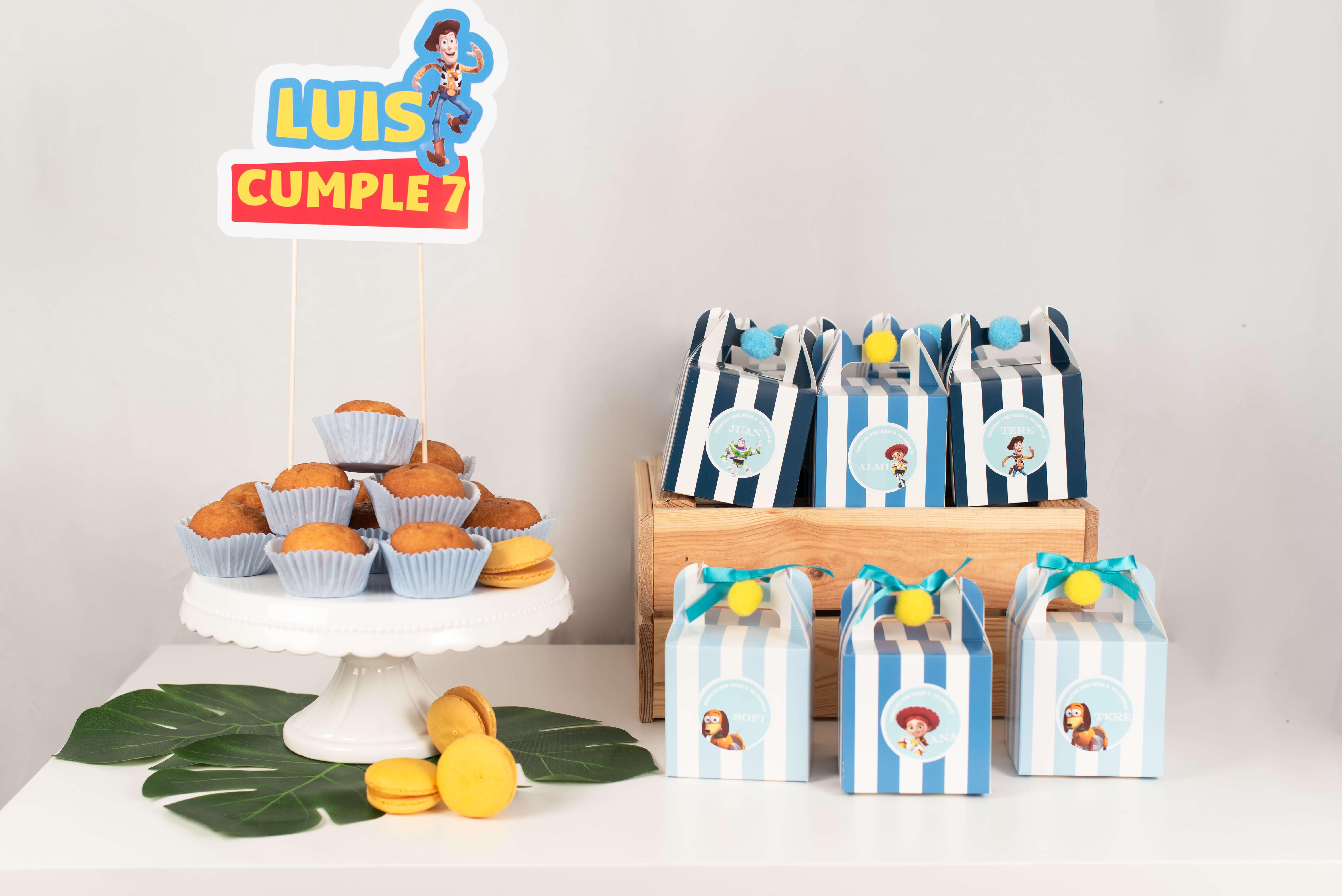 productos de cumpleaños para niños