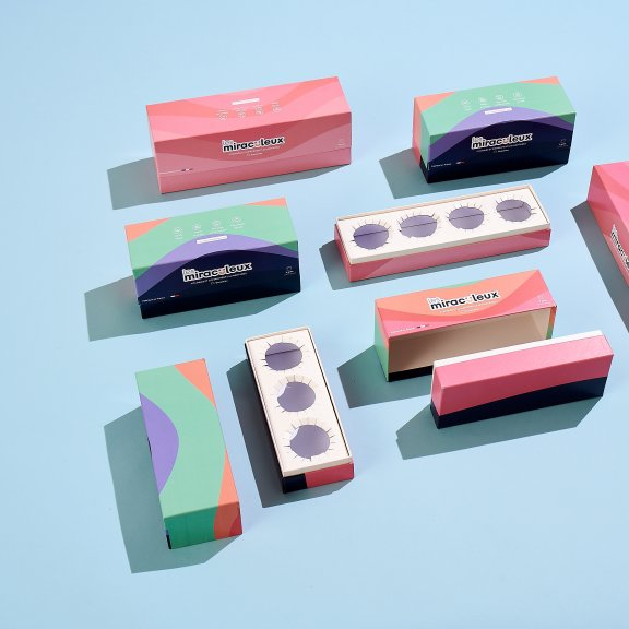 Stabile Schachtel mit Deckel