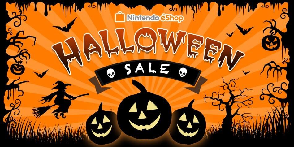 Offre spéciale Halloween de Nintendo