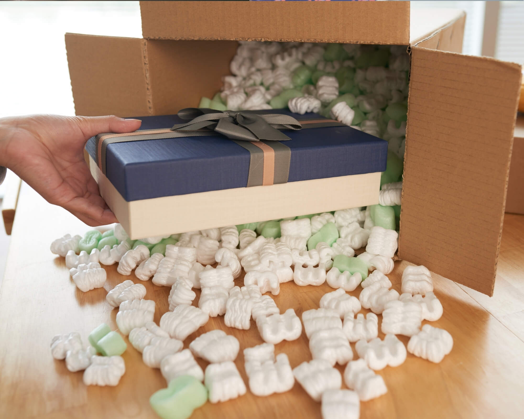 Entre las buenas estrategias para ecommerce se encuentra el cuidado del packaging