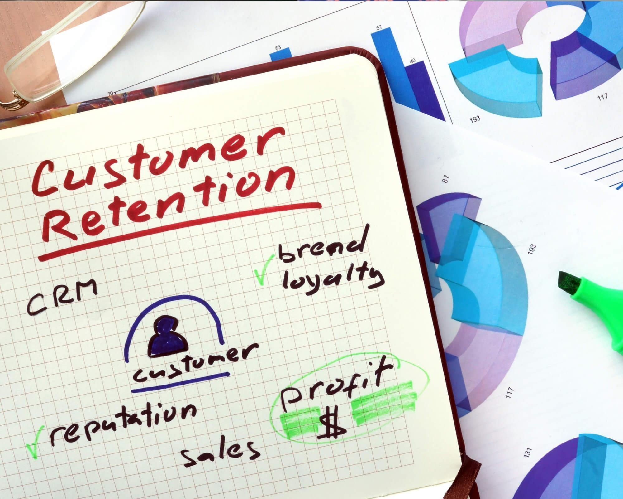 Entre las buenas estrategias para ecommerce está la retención de clientes