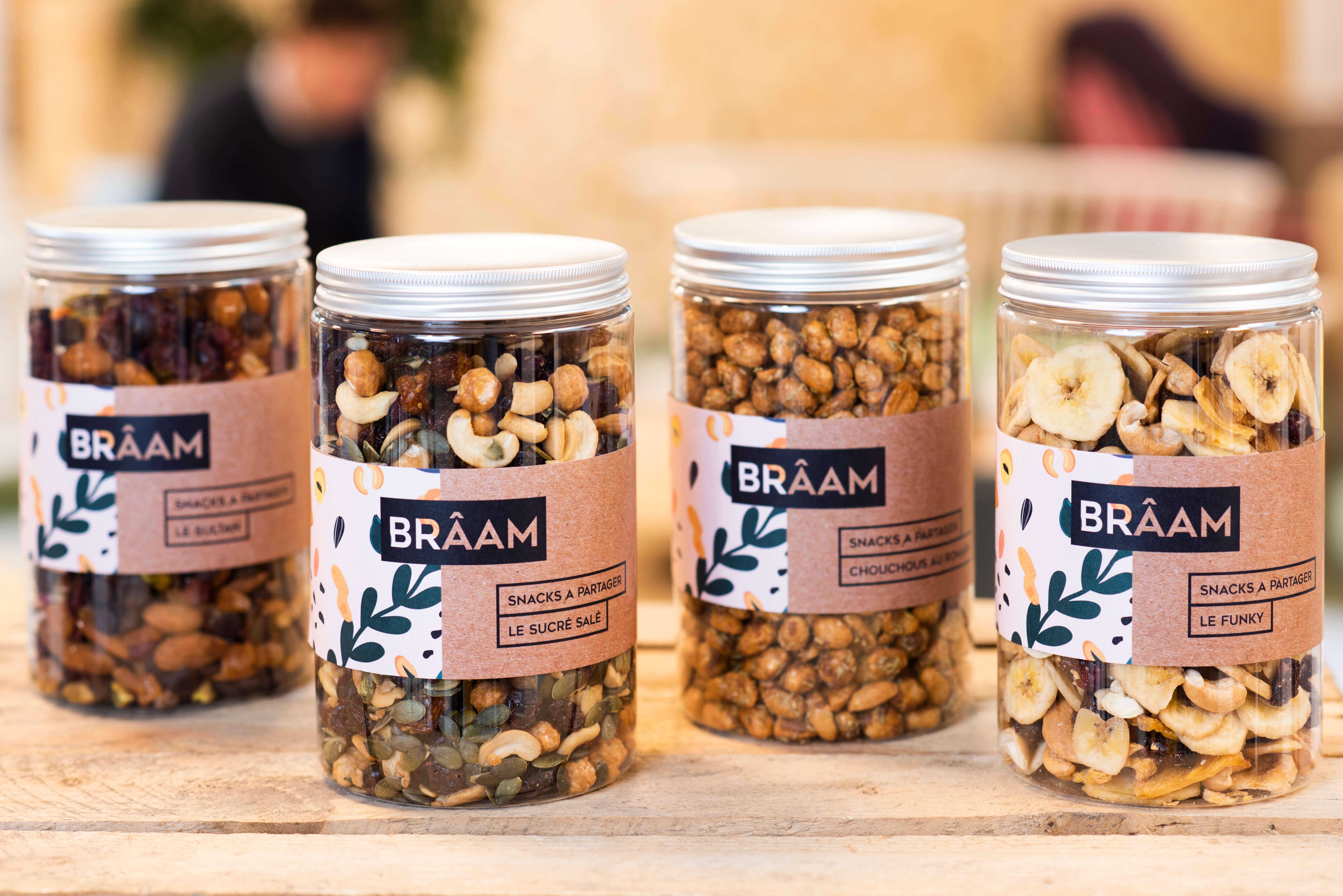 barattoli cereali braam sostenibili