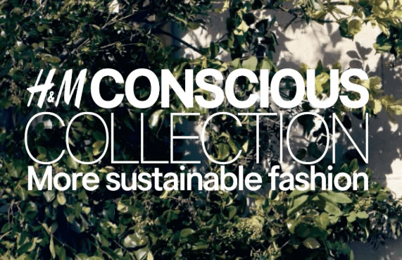Greenwashing de H&M avec sa collection Conscious