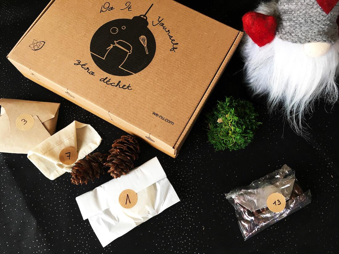 Boîte spéciale Noël de We Nü