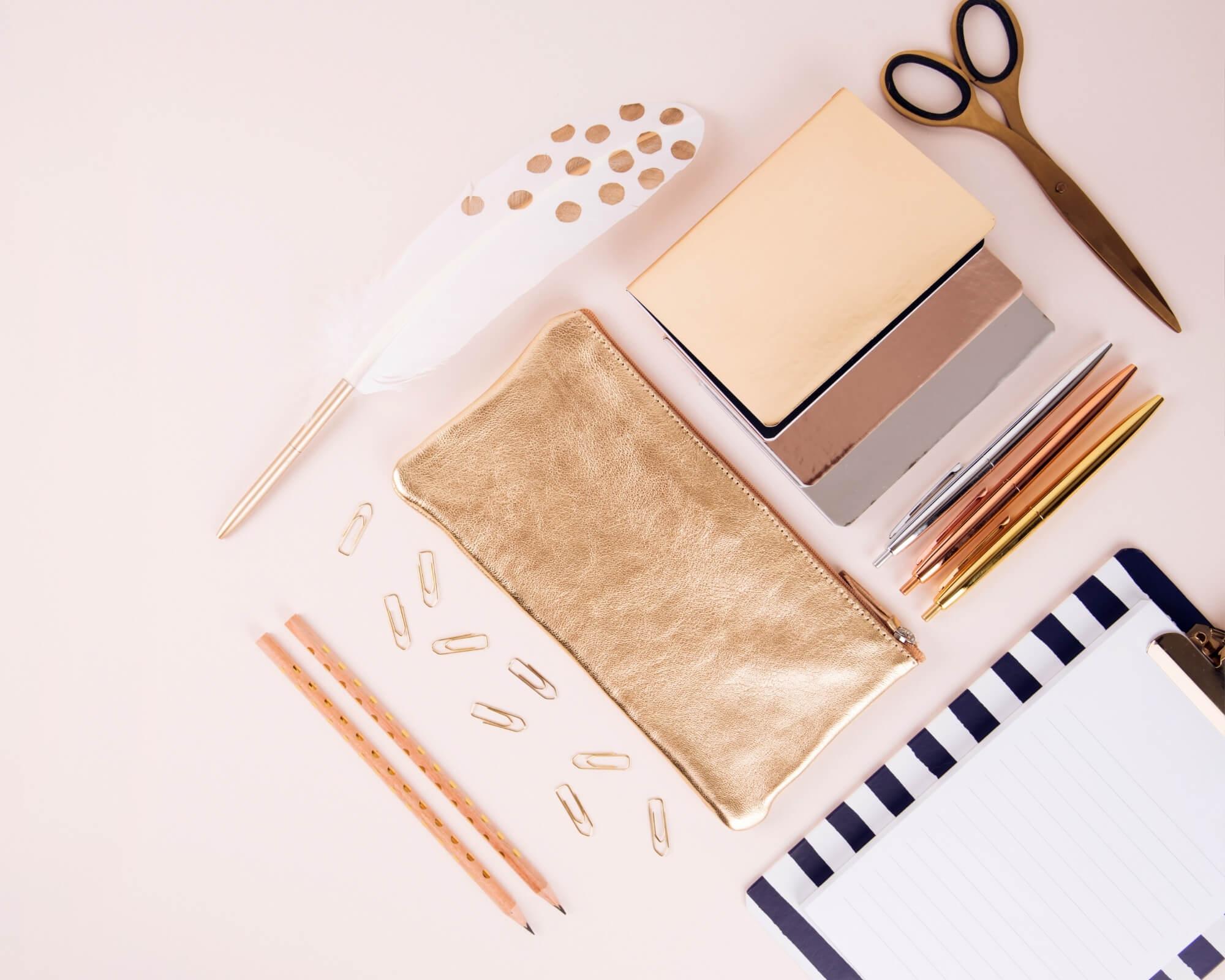 productos de papelería que se pueden vender por Internet