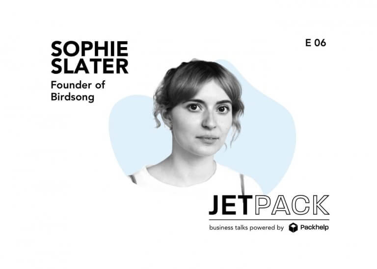 Podcast: 'Clothes are a powerful tool for politics and expression' – Jetpack, Ep.6 with Sophie Slater of Birdsong