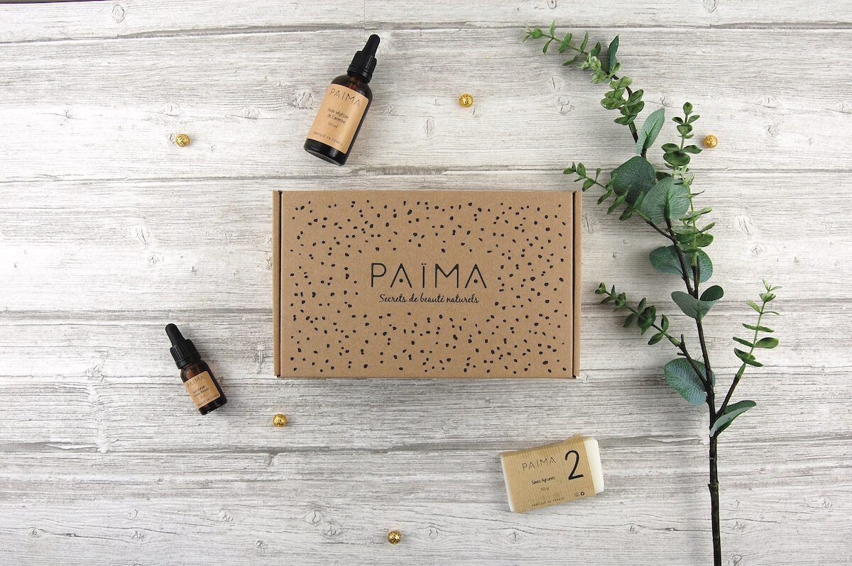 Packaging kraft de Païma