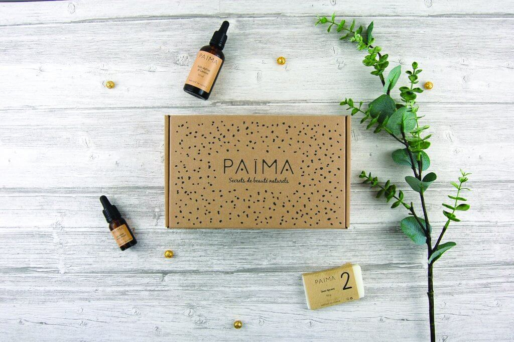 eco mailer boxes from paima