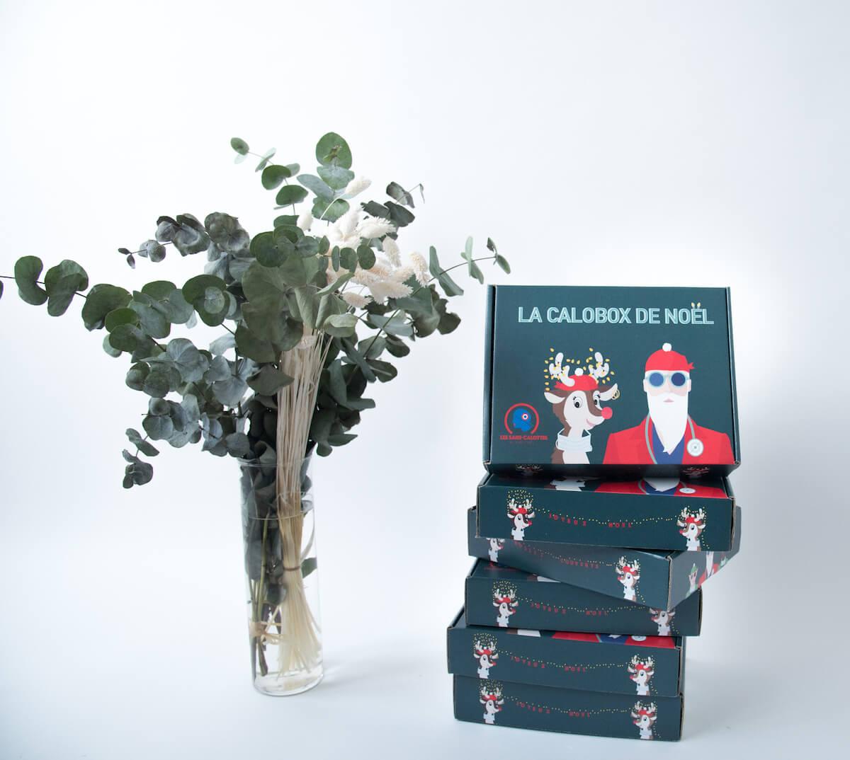 Boîtes packaging des Sans-Calottes