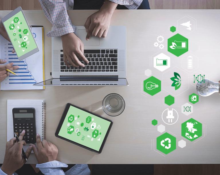 Súmate al verde: descubre los 5 beneficios de tener una empresa sostenible