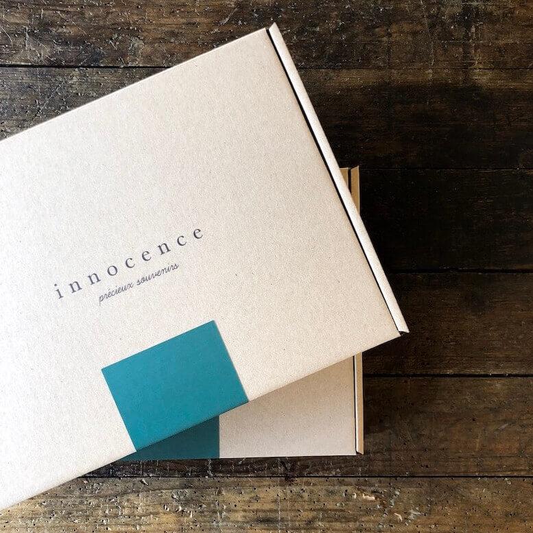 Emballage écologique Innocence Paris