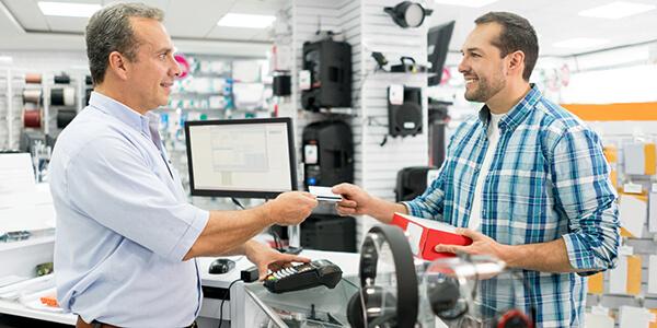 Contact humain lors du retrait en magasin