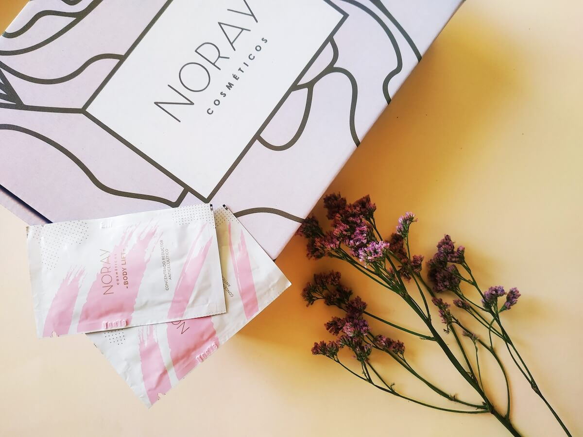 Packaging et produits cosmétiques Noray Cosméticos