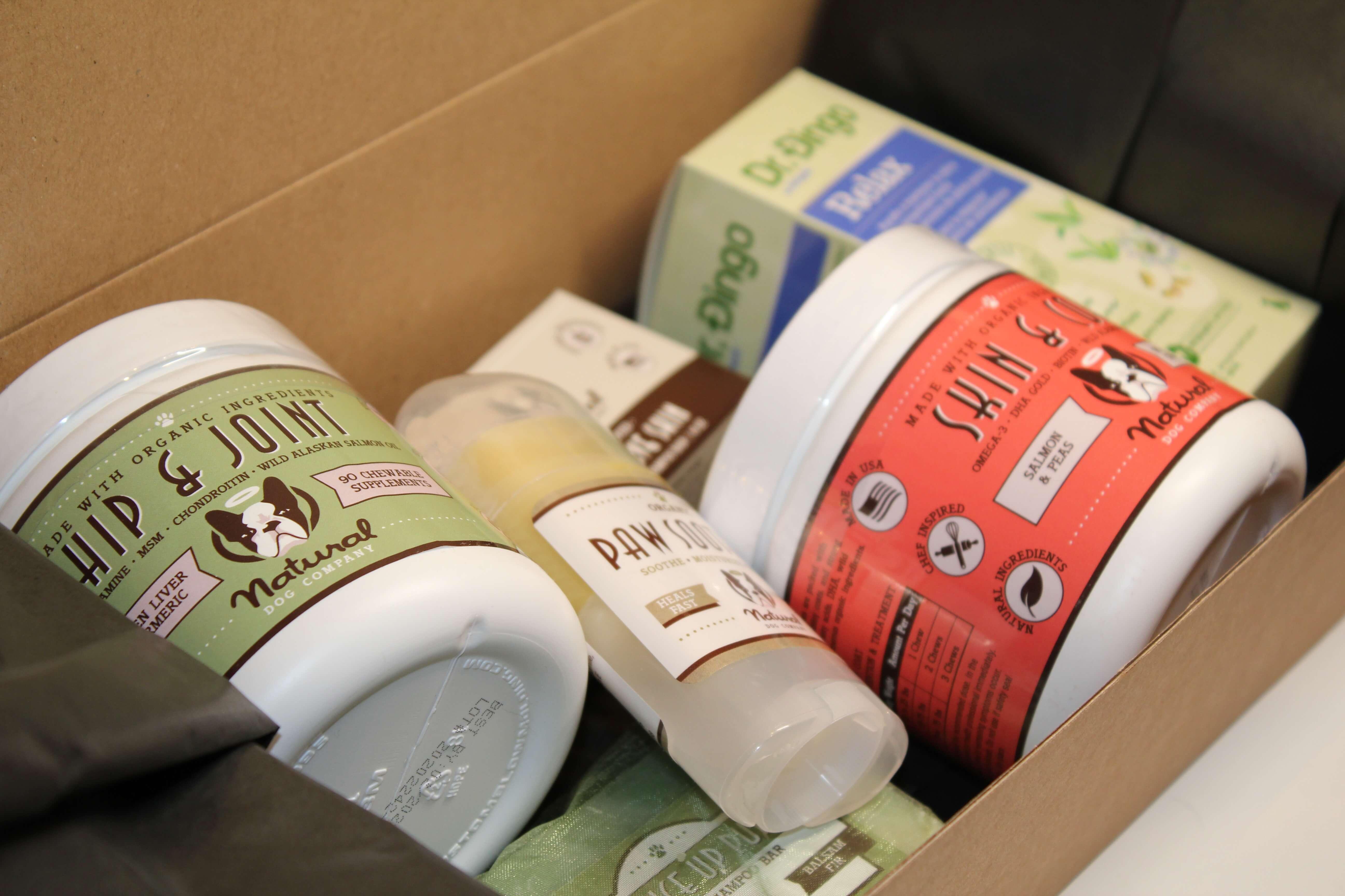 productos para la higiene canina