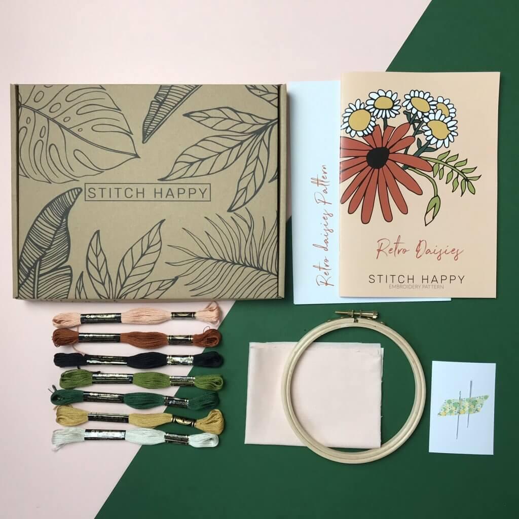 stitch happy custom packaging