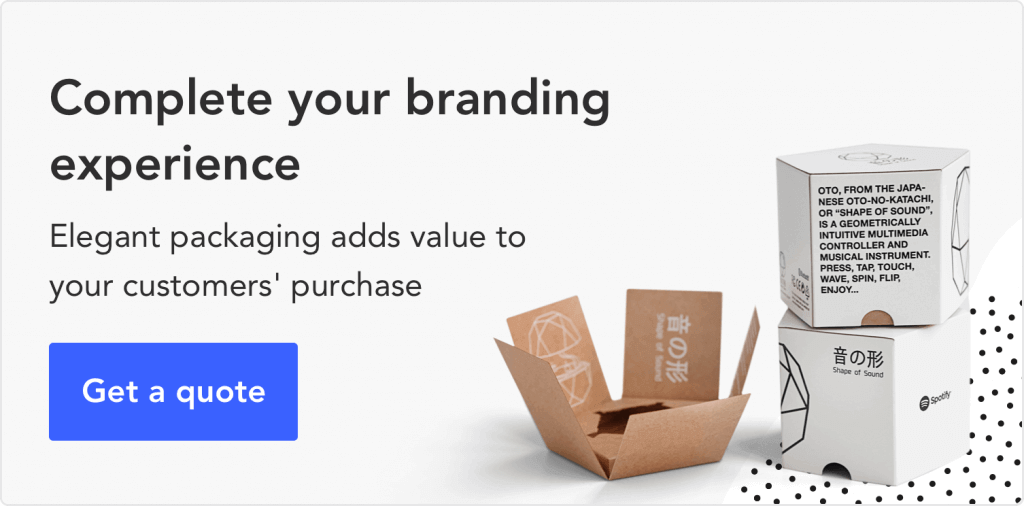 packaging personalizzato packhelp