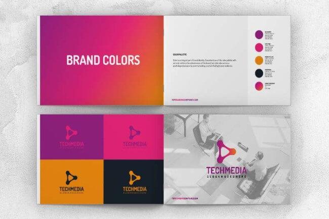 design brand book
