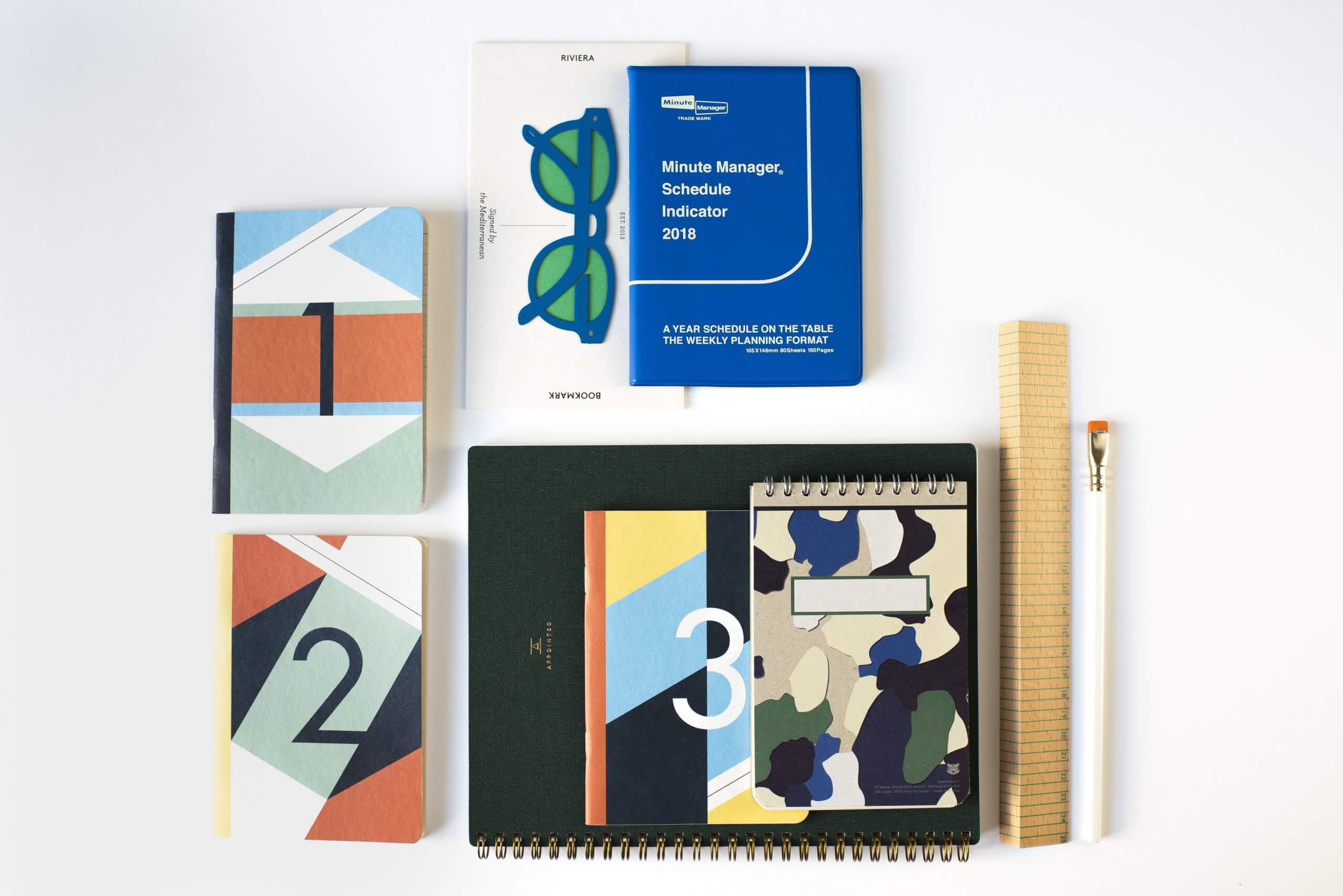cuadernos y papelería de Notable Notebooks