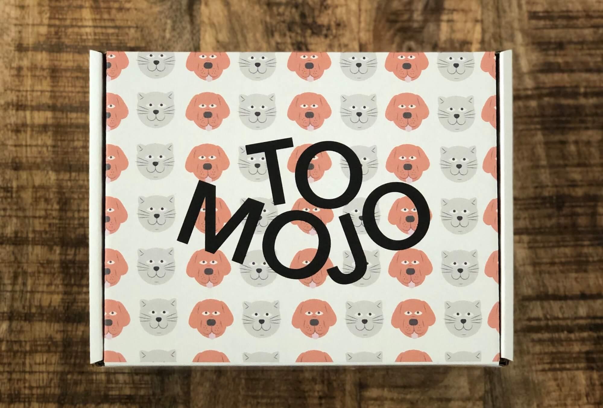 Boîte d'expédition en carton ondulé de Tomojo