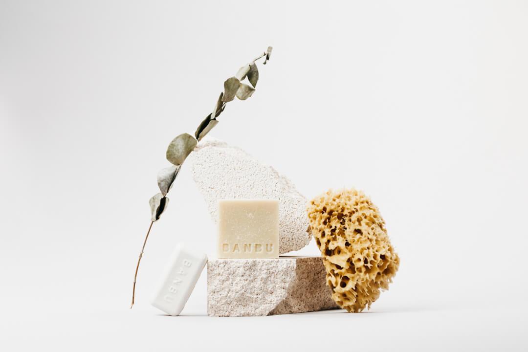 jabones naturales de la marca BANBU