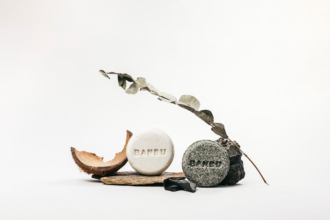 Productos de higiene naturales de la marca BANBU