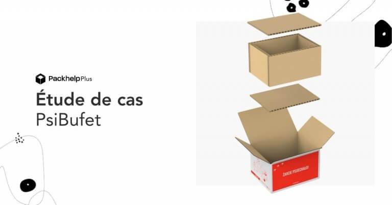 Cas PsiBufet : un packaging isotherme et écologique à la fois