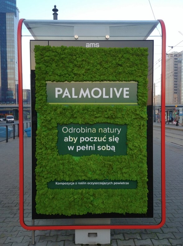 Palmolive greenwashing