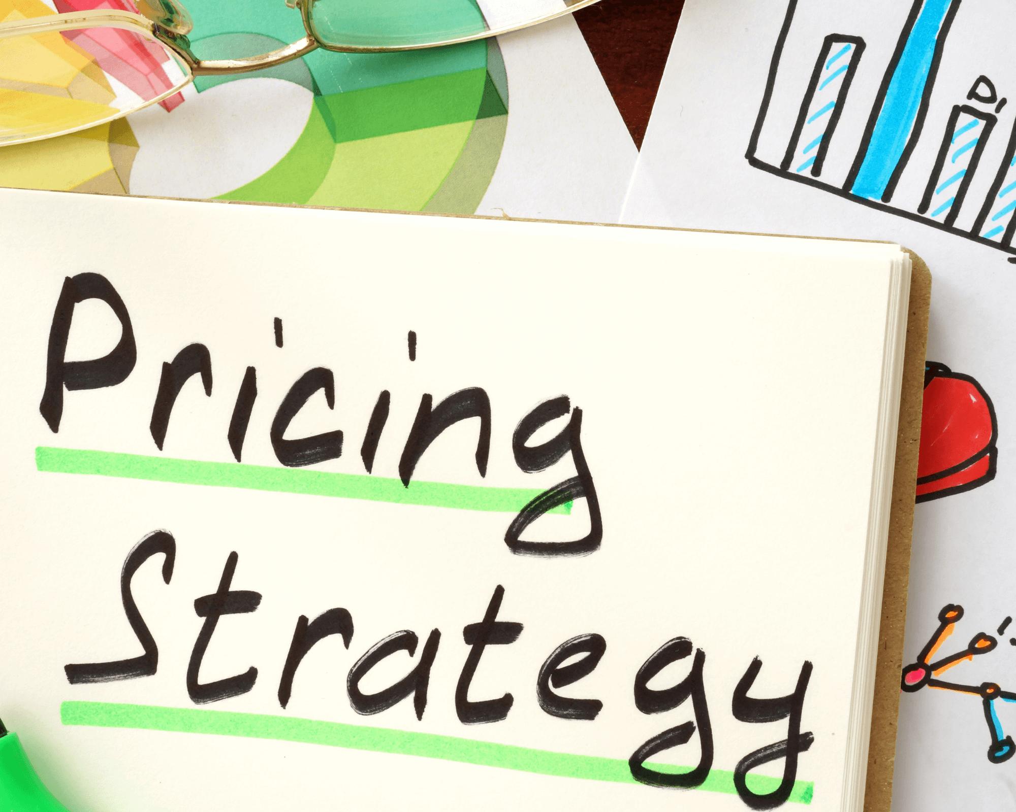 estrategia de precios para negocios online