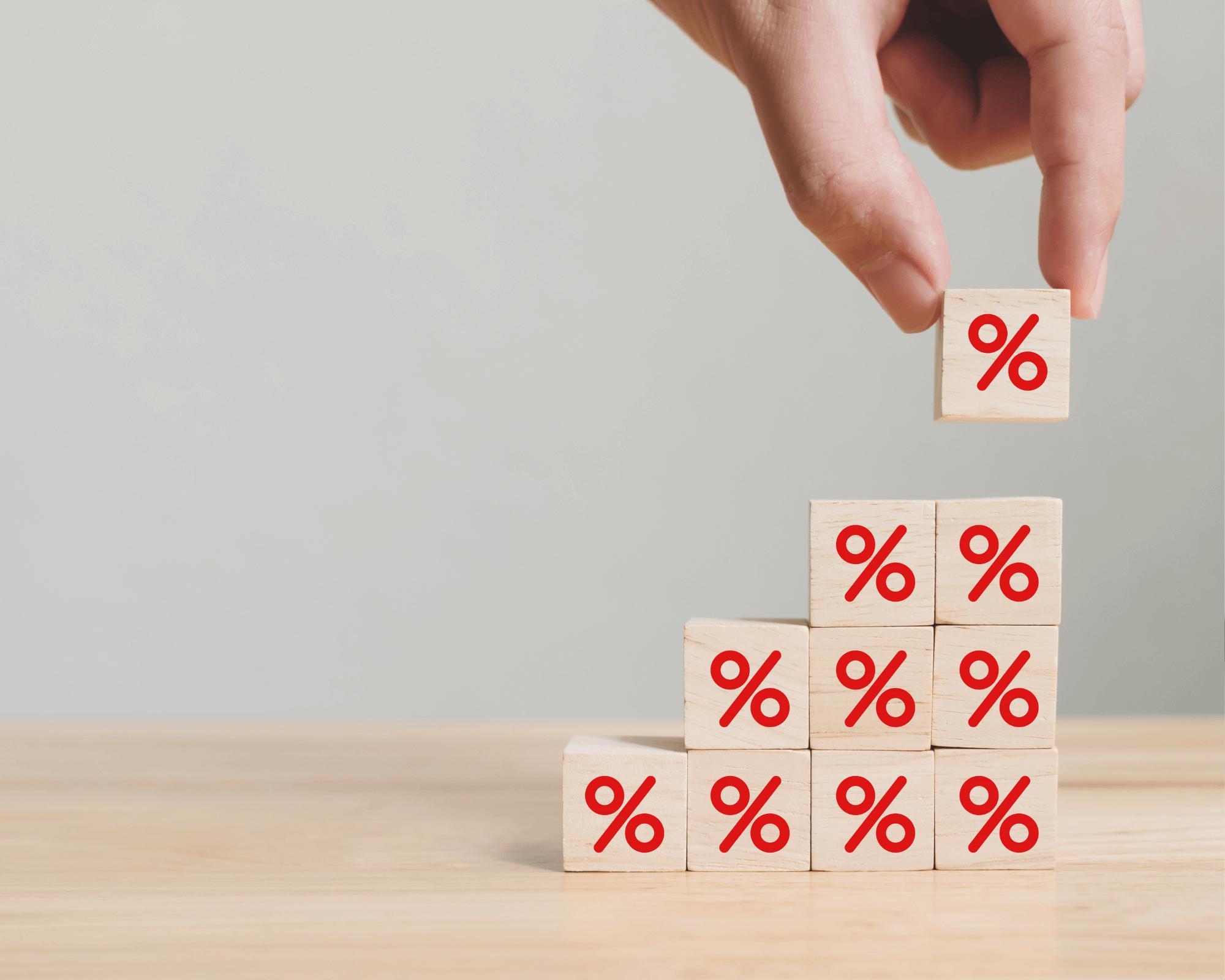 estrategia de precios basada en márgenes porcentuales
