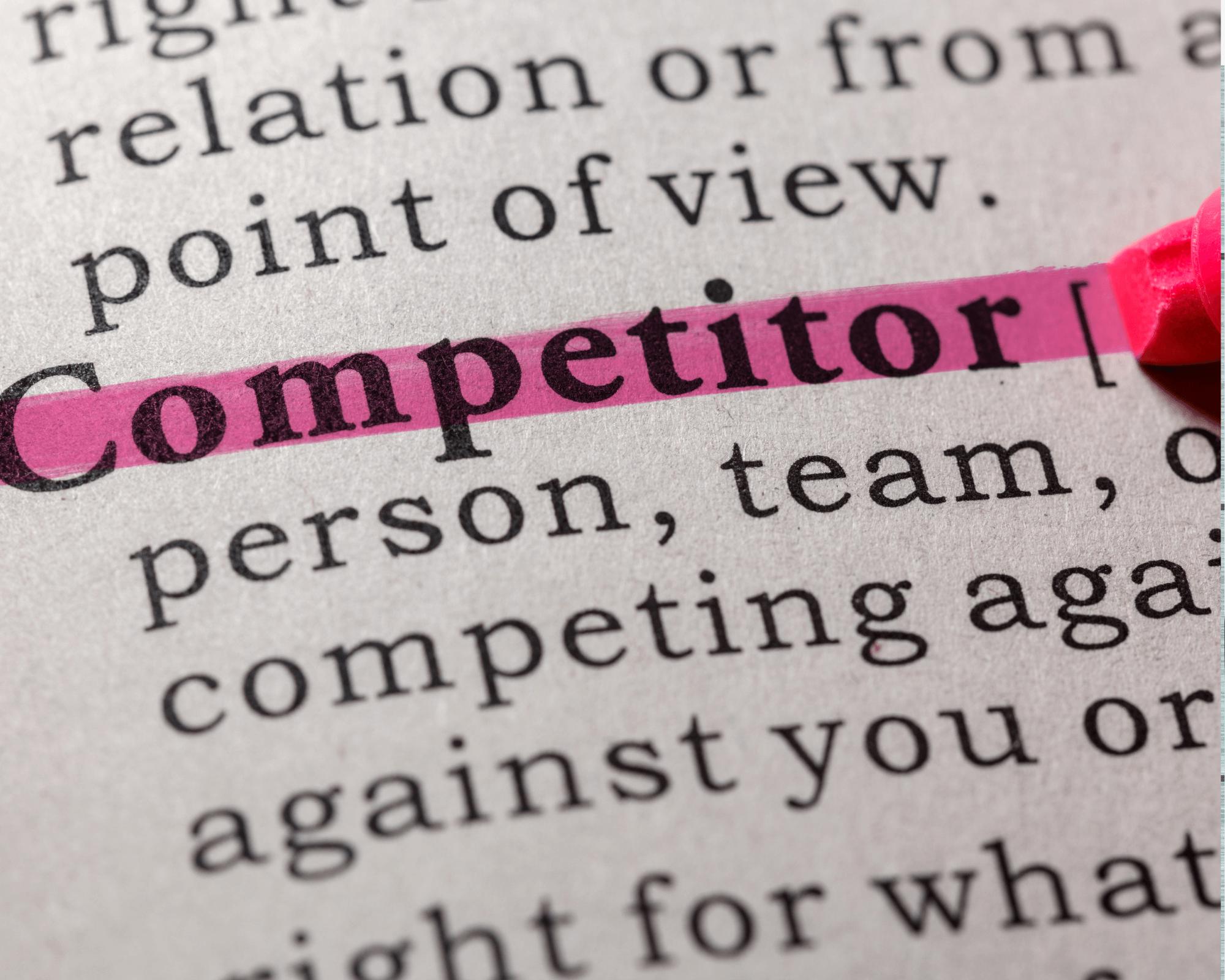 estrategia de precios basada en la competencia