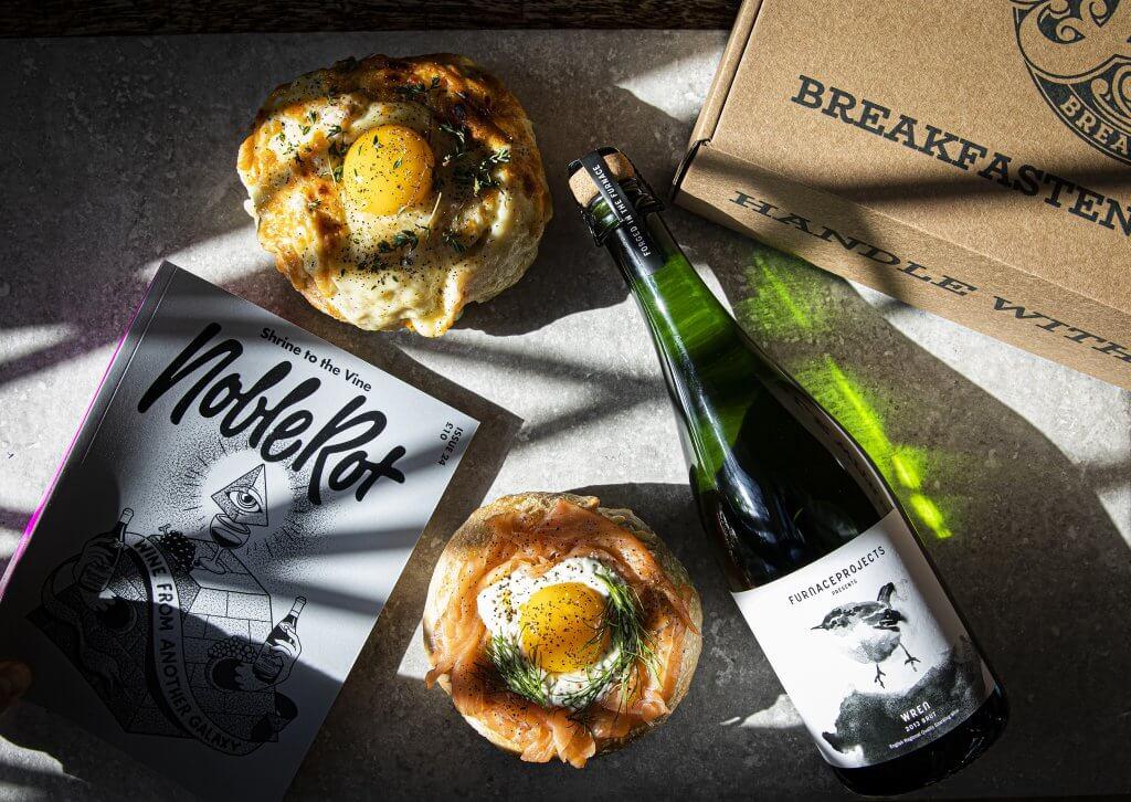 Breakfast en Bread Geschenkverpackung