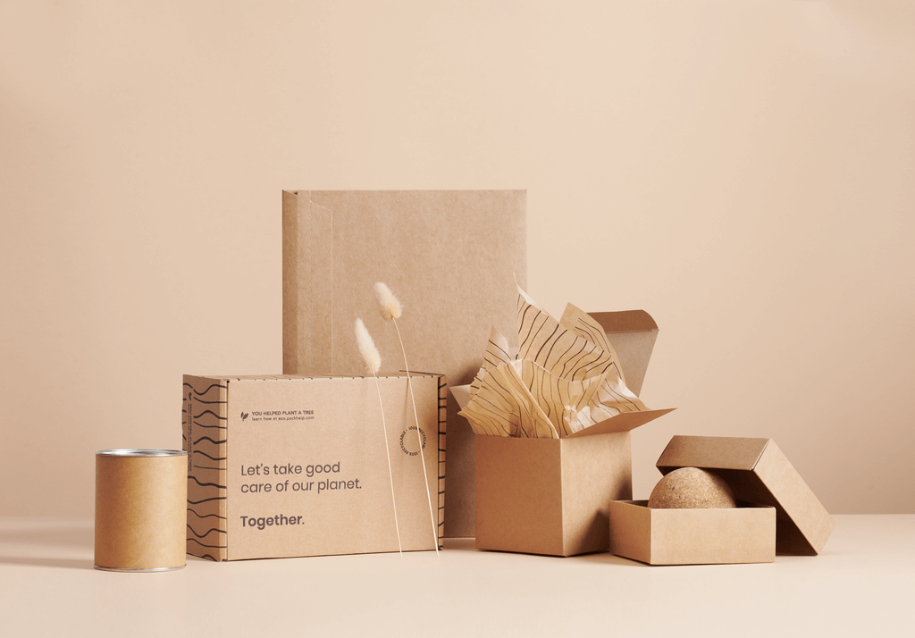 packhelp ecommerce packaging sostenible