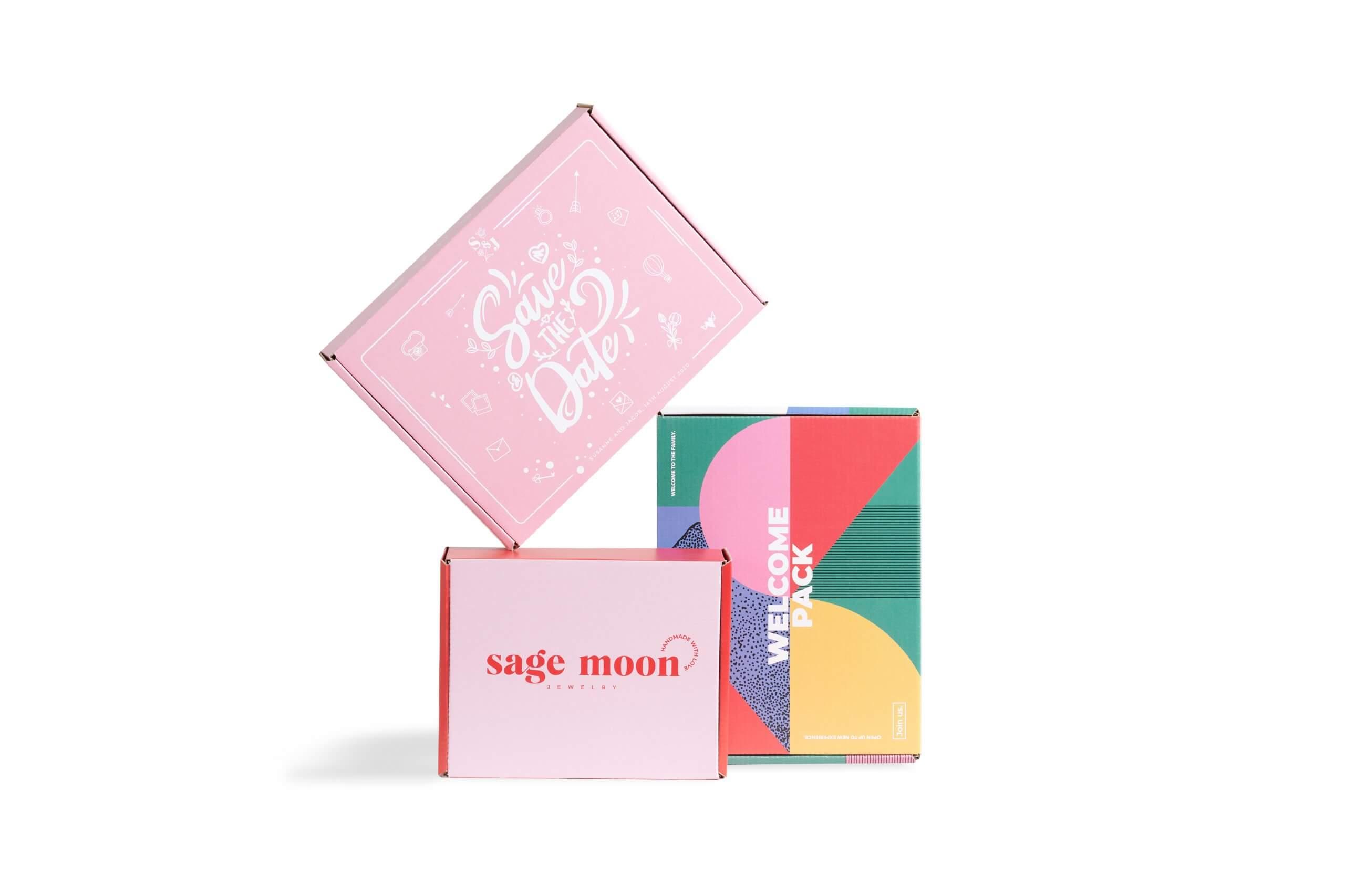 cajas impresas con colores cmyk