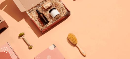 Umweltfreundlichle Kosmetikverpackung